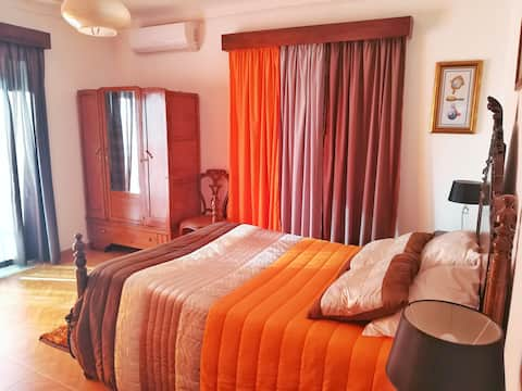 Budget Friendly Double Room in Belmonte