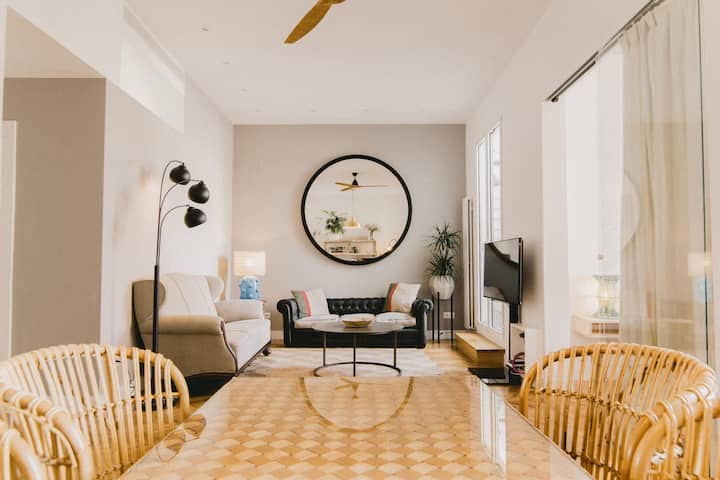 BRIGHT AND FABULOUS FLAT WITH TERRACES - GOYA