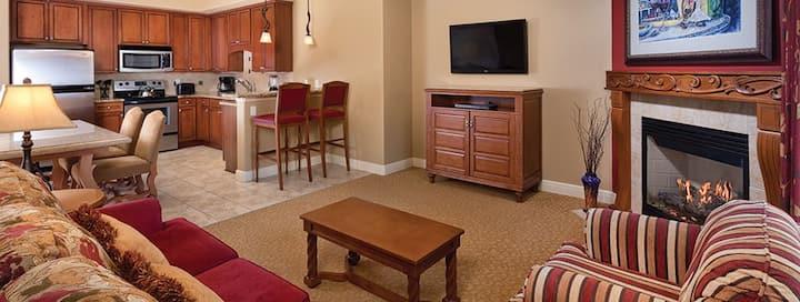 Large 1-Bedroom Suite in Napa