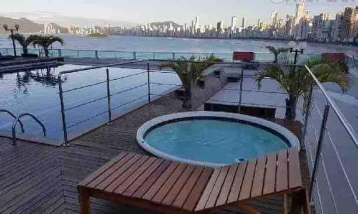 Flat / Kitnet Beira Mar
