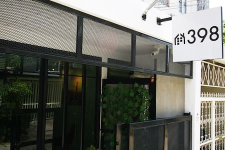 Modern house nearby Yanhee Hospital (up to 12 ppl)