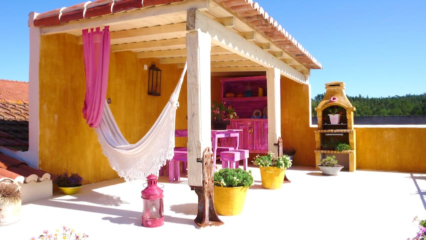 Casa do Alpendre - Santarém - Дом