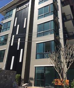 Legen คอนโด คอนโดหรูใกล้อมตะนคร - Apartmen perkhidmatan