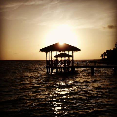 Sunrise at Coco Kai