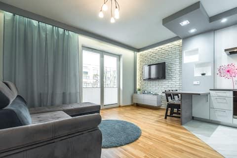 Superior apartament 45 m w centrum Grójca