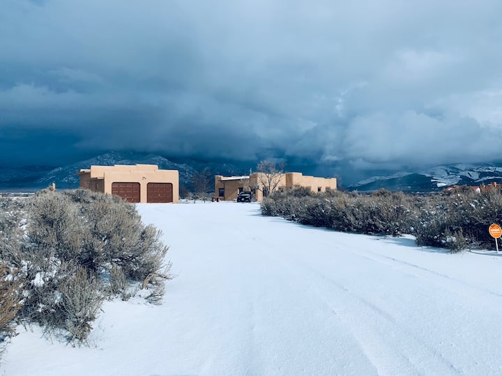 Colors of Taos Casita-Views and Strong Wifi