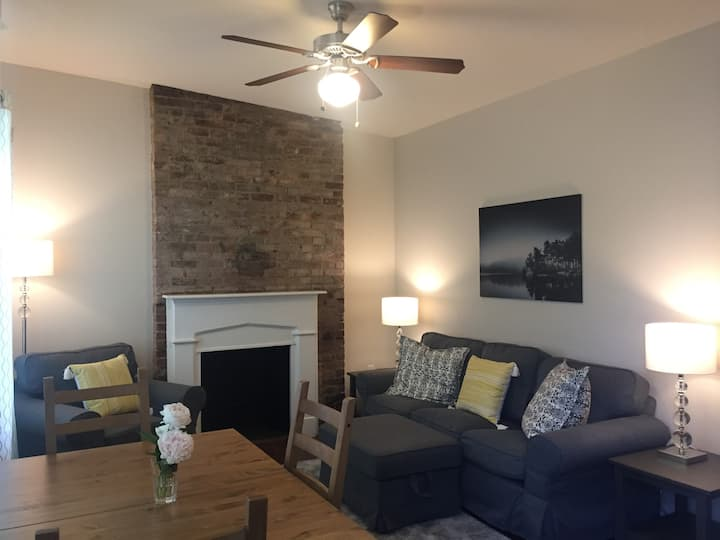 Beautiful Two Bedroom Penthouse in Downtown Troy