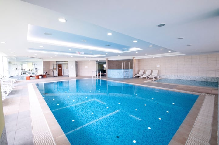 Club218 Lilly Wellness Apartman Siófok