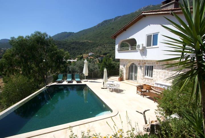 Villa Andız- Monix Homes. Elegant Home & Sea Views