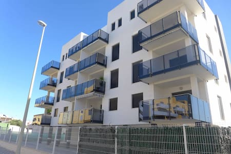 Apartamento en Playa de Bellreguard - Bellreguard - Byt