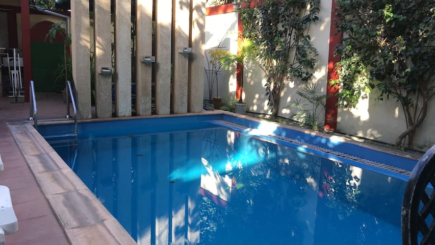 Casa Piscina*gardens *pool* wifi