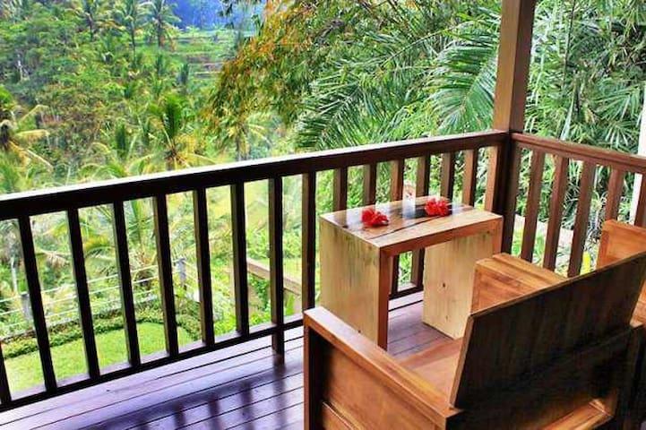 Villa Wedang Gingseng - Tegallalang - Pis
