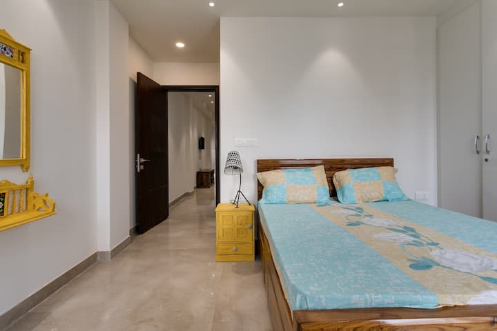 Wild Walk Luxury Stay, 2Bhk Private Villa W/AC+BT