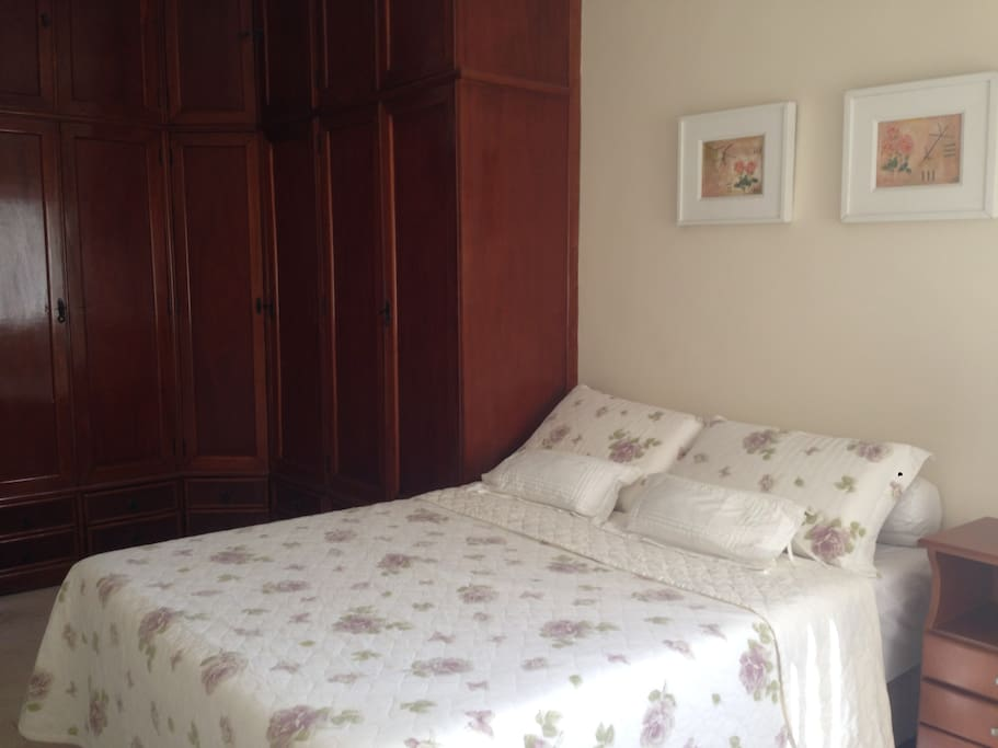 Quarto para casal - Bedroom for couple