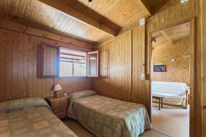 Miramar El Palmar, Casa 4 a solo 200mt de la playa