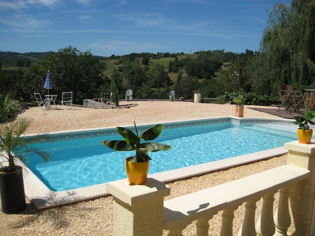 Chambre d'Hotes (incl. breakfast) - Mansac - Bed & Breakfast