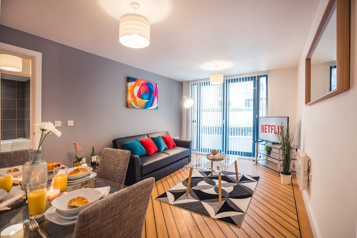 Arcadian P- Birmingham City Centre Apartment