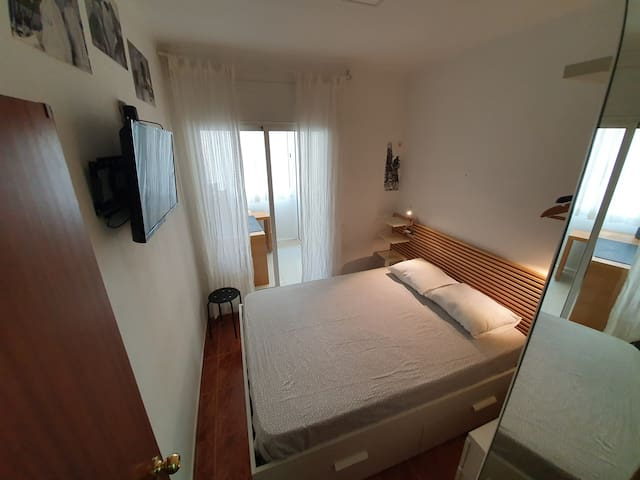 Double Bed Room Duplex Plaza España