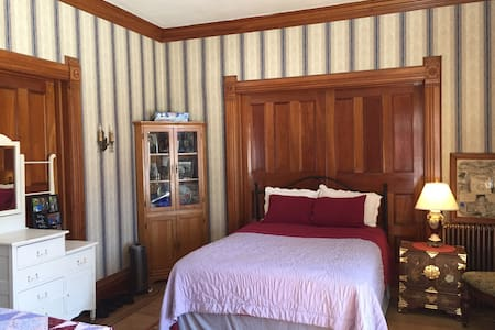 The Anne and Mary - Plattsburgh - Bed & Breakfast
