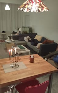 comfy apartment with light in center - Holon