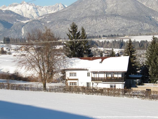 Villa Wilhelmine - Oberperfuss - House