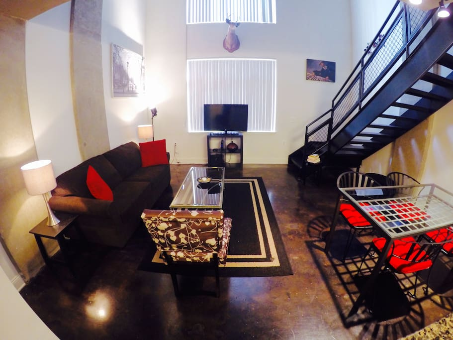 the premier loft downtown dc 905 lofts for rent in washington district of columbia united. Black Bedroom Furniture Sets. Home Design Ideas