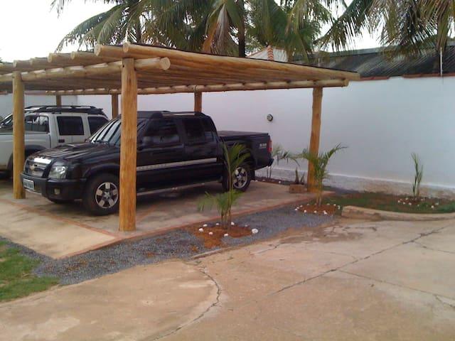 Hospedagem em Nobres-MT, - Cuiabá - Rumah Tamu