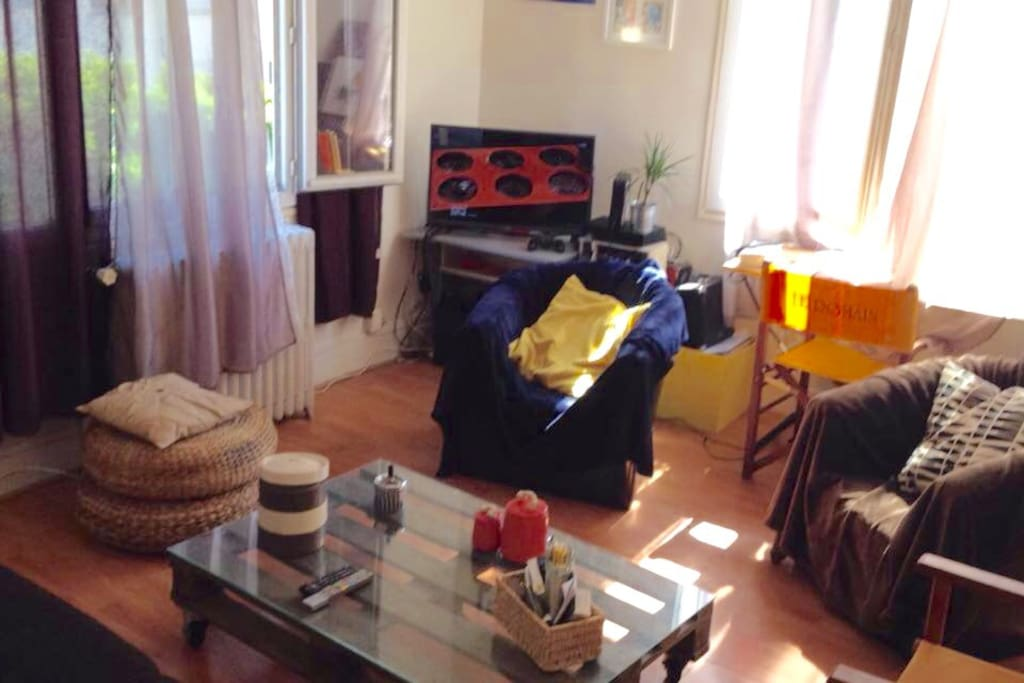 grand appartement lumineux 100m m 233 tro patte d oie flats for rent in toulouse languedoc