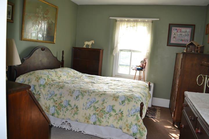 The Meadow Room at Grosslyn Farm (Bucks County)
