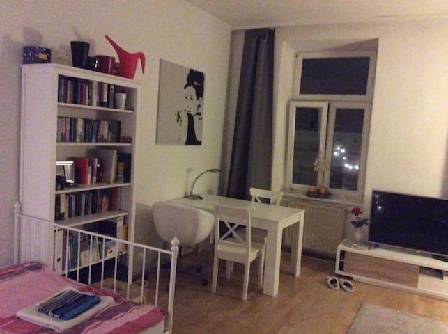 Gemütliche zentrale Altbauwohnung - Vienna - 아파트