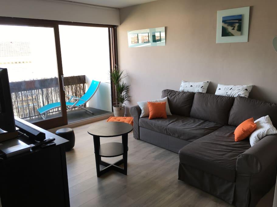 Magnifique appartement bordeaux appartements en for Appartement bordeaux louer