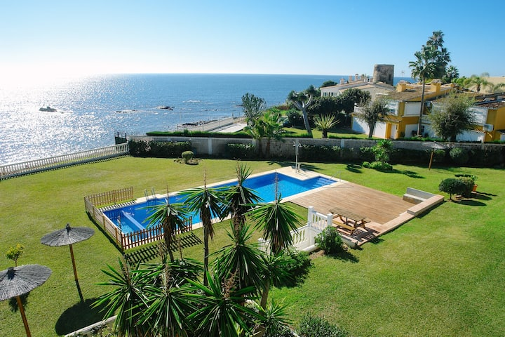 VILLA PLAYA BEACH HOUSE - MIJAS COSTA