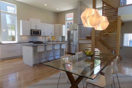 3bd+Den - New Modern Home in Heart of Tremont - Кливленд