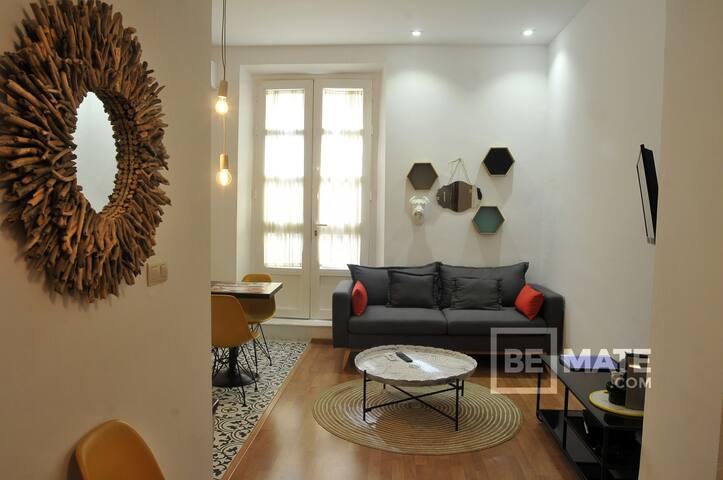 * Chic Oasis en Centro Histórico * - Malaga - Appartement