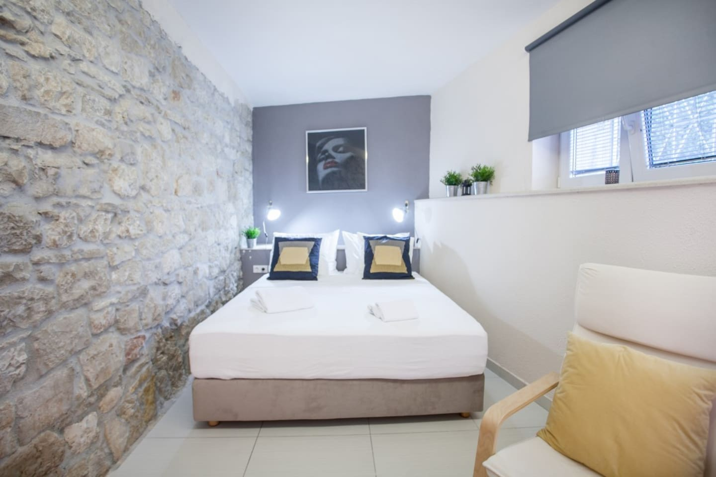 Lovely studio apartment Emotha, Trogir (A3)