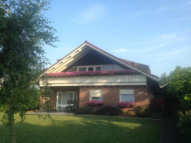 Domburg Wohnung - zum Erholen in ruhiger Lage