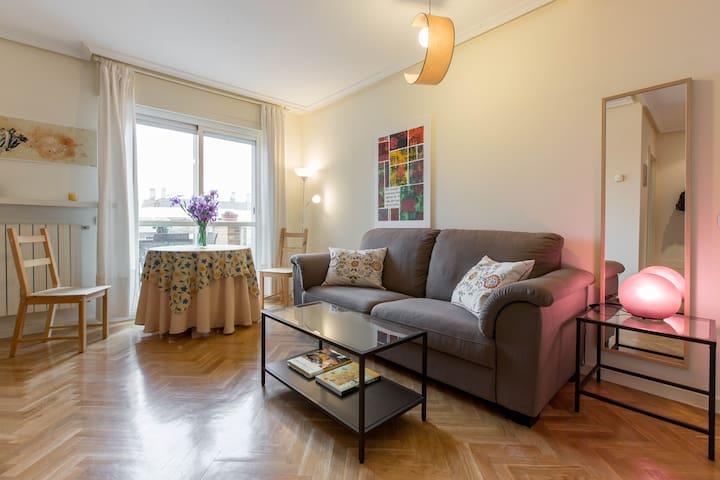 Bonito ático muy luminoso Aravaca - Madri - Apartamento