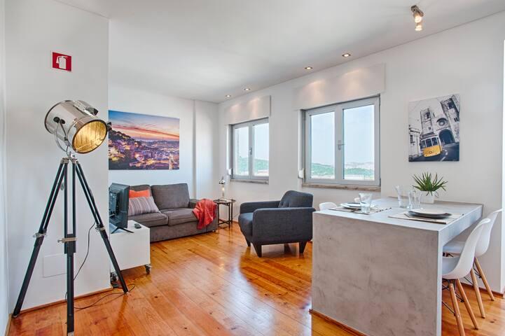 Design Cozy Apartment - Lisboa - Lakás