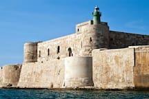 Ortigia, Castello Maniace