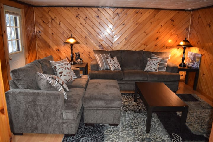 Cozy Cabin in Pittsburg Village - Pittsburg - Cabaña
