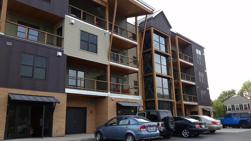 Upscale Modern Condo at Silver Mtn - Kellogg - Apartament