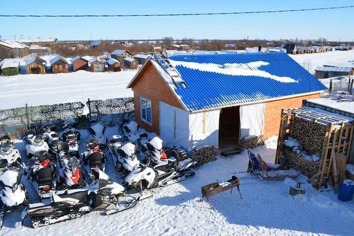 Мишкин дом - Ловозеро - Huis