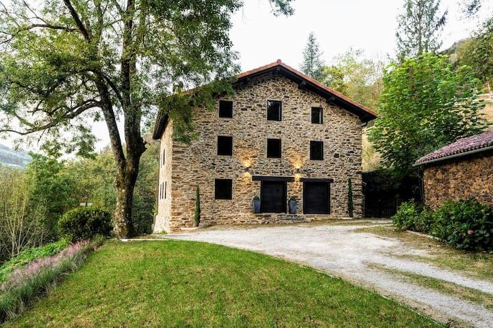 Gîte de charme Lodge en Pays Basque