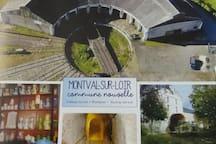 a visiter a Montval sur Loir