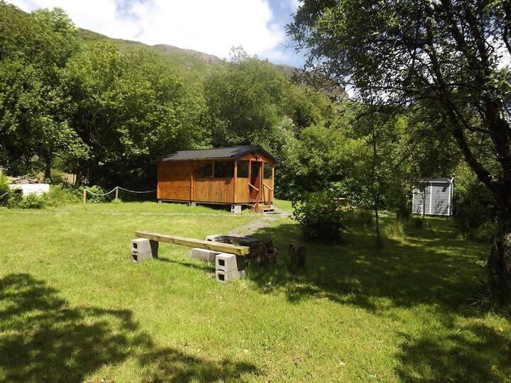 Coomarkane Visitor Centre Glamping Cabin 2