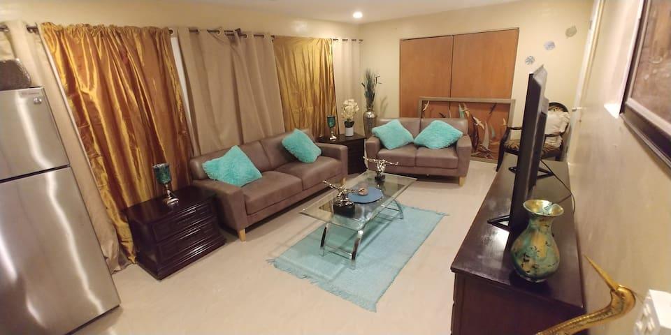 Beautiful 1 Bedroom Apt Suite Miami-FLL/Beaches
