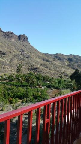 TWO BEDROOM MOUNTAIN APARTMENT - Mogán - Daire