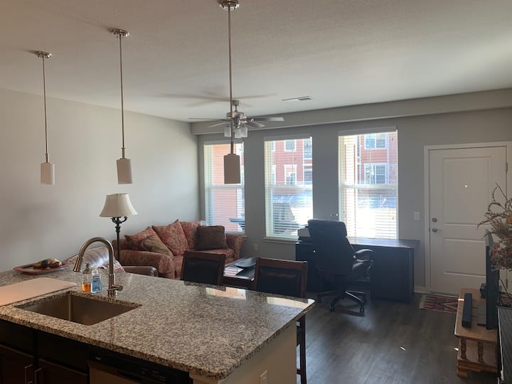 Quiet 1 Bedroom in downtown Parker for short stays