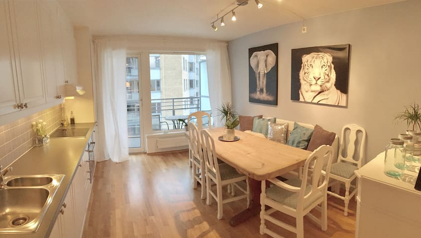 Centrally located, new apartment - Oslo - Departamento