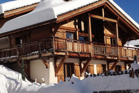 Exclusive Contemporary Chalet with Panoramic View